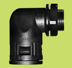 H-Series Push-Fit IP65 90deg Elbow Fittings