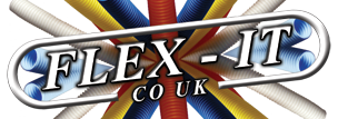 Flex-It Logo on Enquire Now Form