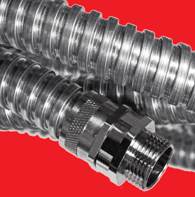 Plain Galvanised Steel B-Series Metallic Conduit