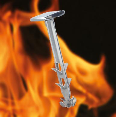 Metal Dowel Fastening Nail